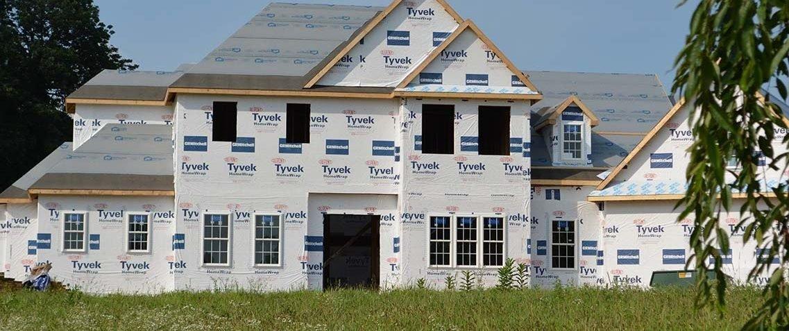 Tyvek House Wrap