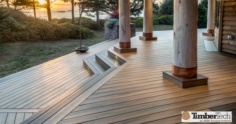 WOOD, PVC, AND COMPOSITE DECKING SUPPLY