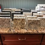 Counter top options from GR Mitchell