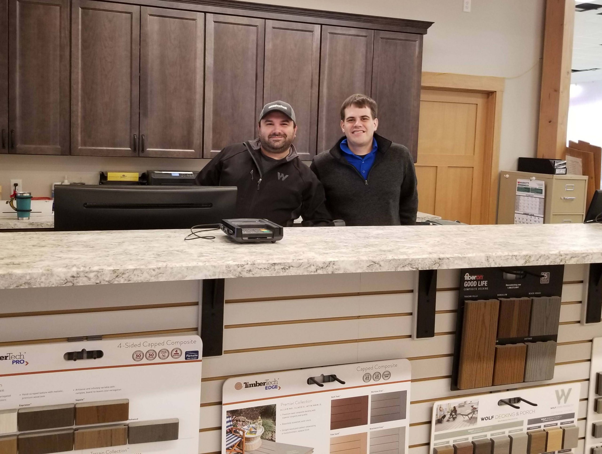 NOW HIRING – Inside Sales Building Materials Counter
